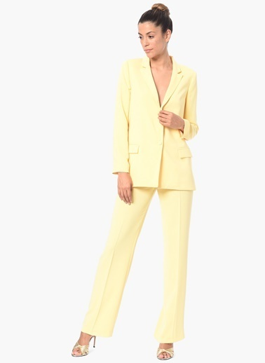 NetWork Pantolon Sarı